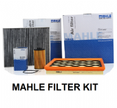 KIT131M Mahle Filter Kit P38 Range Rover 2.5 Diesel From VIN WA376580